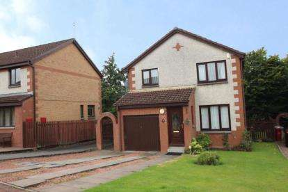 3 Bedrooms Detached House for sale in Dunnottar Court, East Kilbride