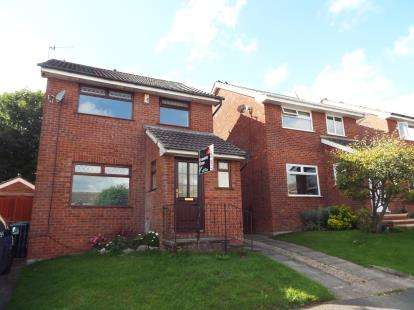 3 Bedrooms Detached House for sale in Leighton Drive, Lancaster, Lancashire, LA1