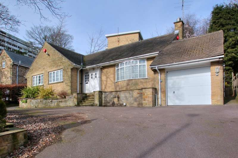 3 Bedrooms Detached Bungalow for sale in 270 Fulwood Road, Broomhill, Sheffield, S10 3BL