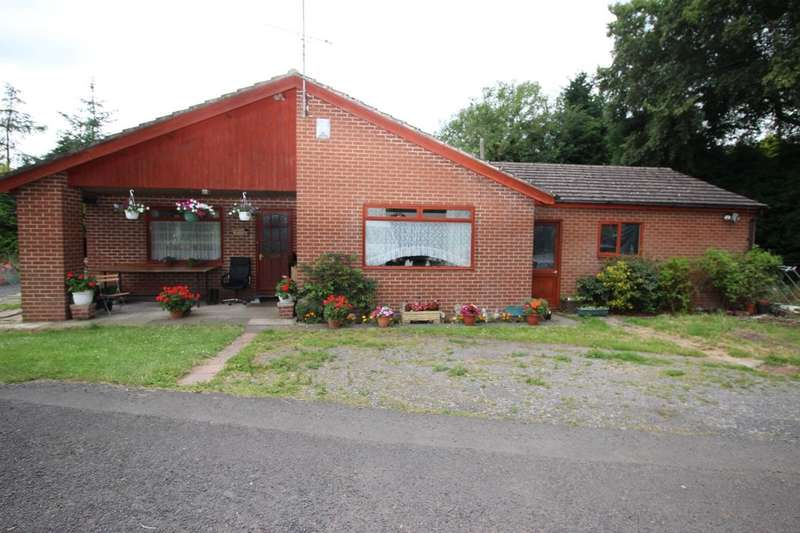 3 Bedrooms Detached Bungalow for sale in West Loansdean Gardens, Loansdean, Morpeth, NE61