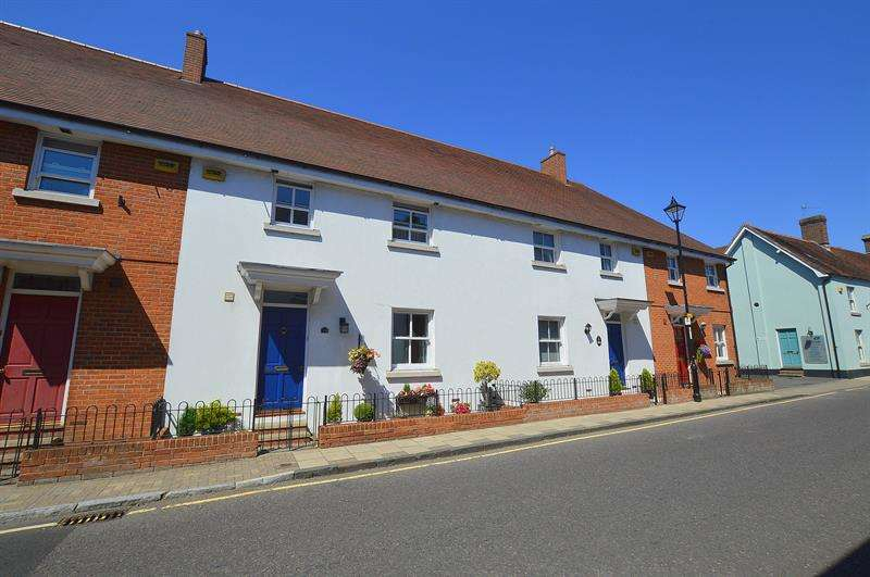 3 Bedrooms Terraced House for sale in West Street, Wimborne