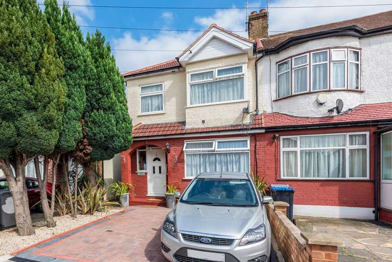 3 Bedrooms House for sale in Burnside Crescent, Alperton, HA0