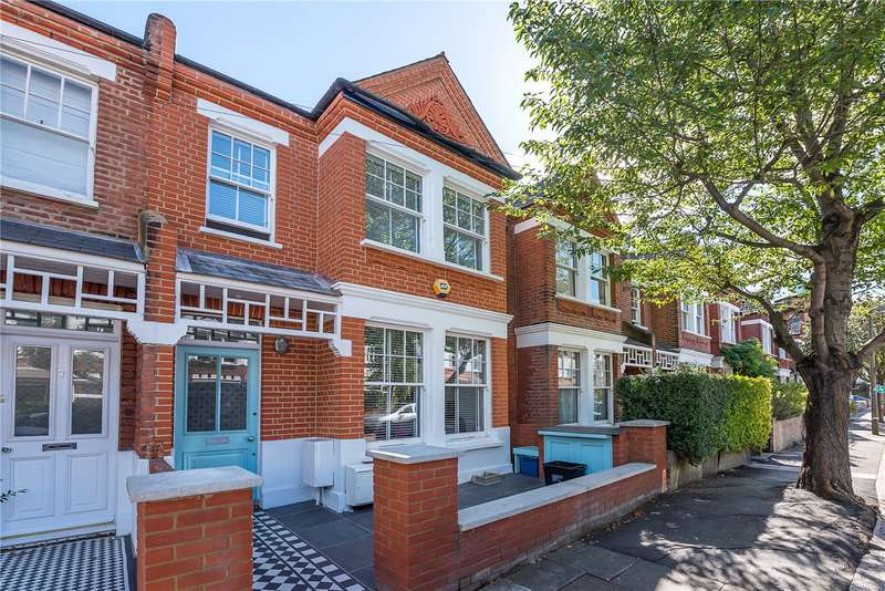 5 Bedrooms Terraced House for sale in Howgate Road, East Sheen, SW14