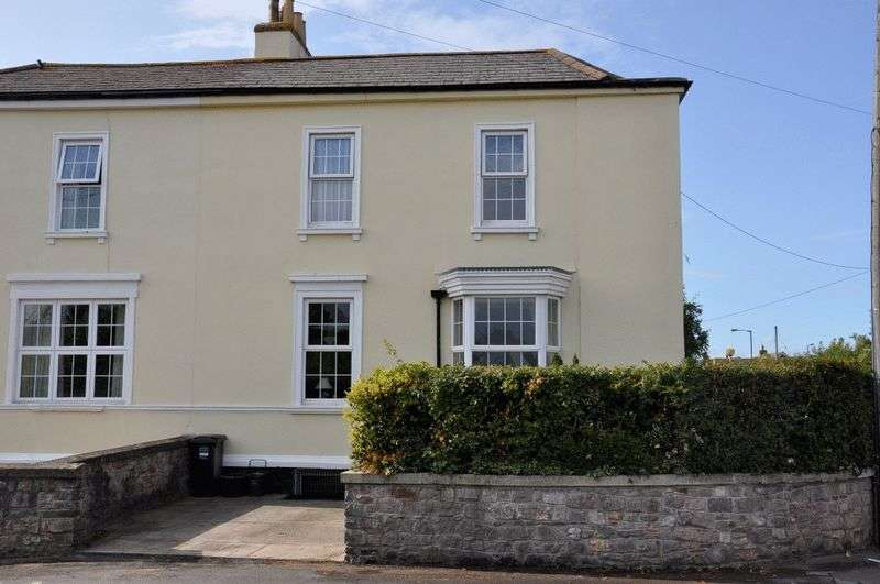 5 Bedrooms Semi Detached House for sale in Station Road, Yatton