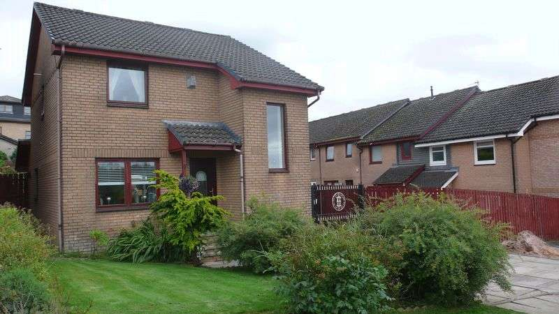 3 Bedrooms Detached House for sale in Ream Avenue, Moffat Mills Airdrie