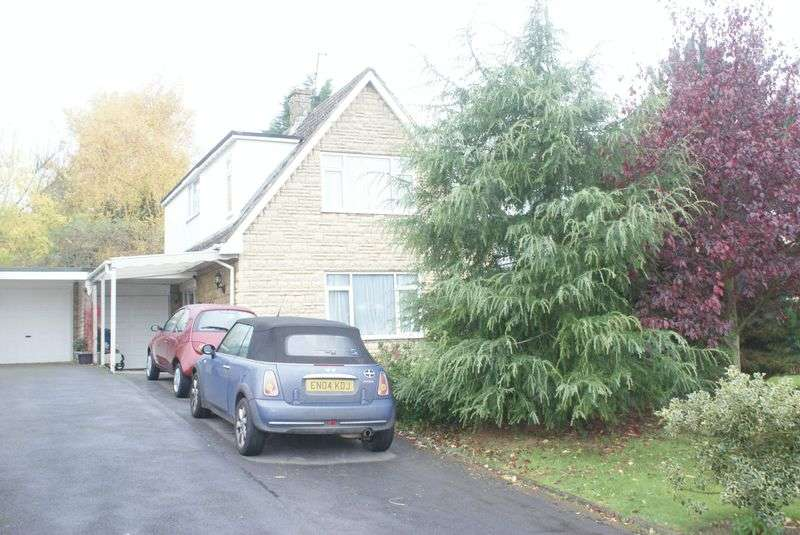 3 Bedrooms Detached House for sale in OLDBURY ORCHARD, CHURCHDOWN, GLOUCESTER