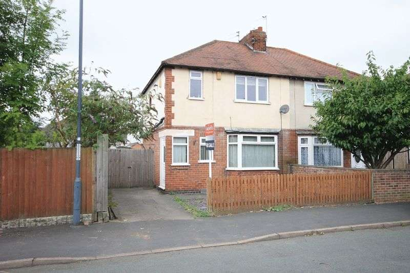 3 Bedrooms Semi Detached House for sale in WHINBUSH AVENUE, ALLENTON