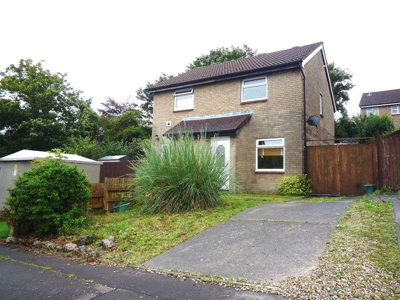 2 Bedrooms Semi Detached House for sale in Lakin Drive, Barry