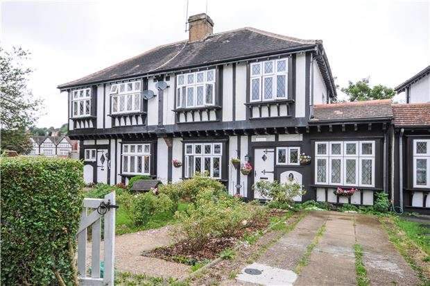 3 Bedrooms Semi Detached House for sale in Windermere Road, COULSDON, Surrey, CR5 2JF