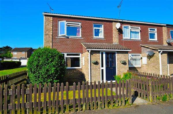 3 Bedrooms End Of Terrace House for sale in ASHFORD TN24