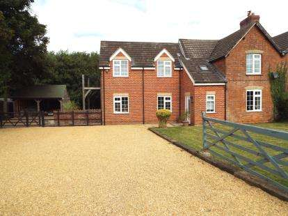 4 Bedrooms Semi Detached House for sale in Sedgeford, Hunstanton, Norfolk