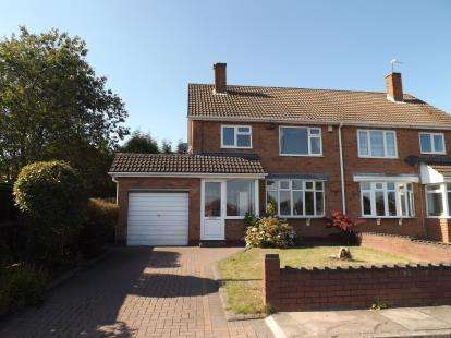 3 Bedrooms Semi Detached House for sale in Court Oak Road, Birmingham, West Midlands