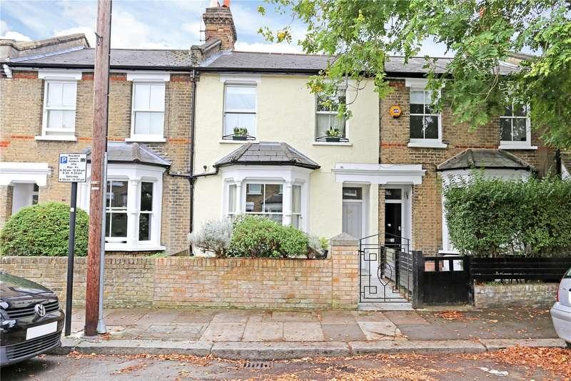2 Bedrooms Terraced House for sale in Reckitt Road, London, W4