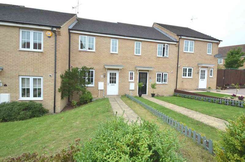 2 Bedrooms Terraced House for sale in Turnham Drive, Leighton Buzzard