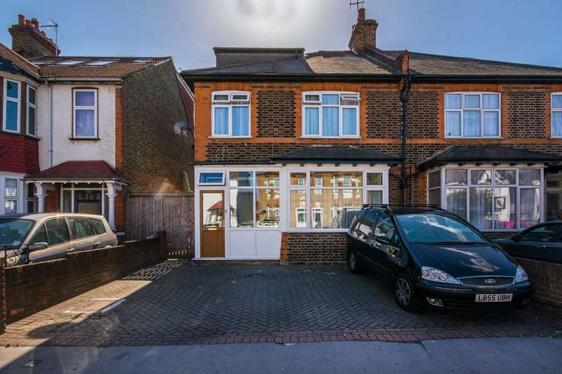 5 Bedrooms House for sale in Warwick Road, Thornton Heath, CR7
