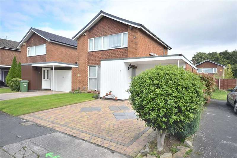 3 Bedrooms Property for sale in BURNHAM CLOSE, Cheadle Hulme, Cheadle
