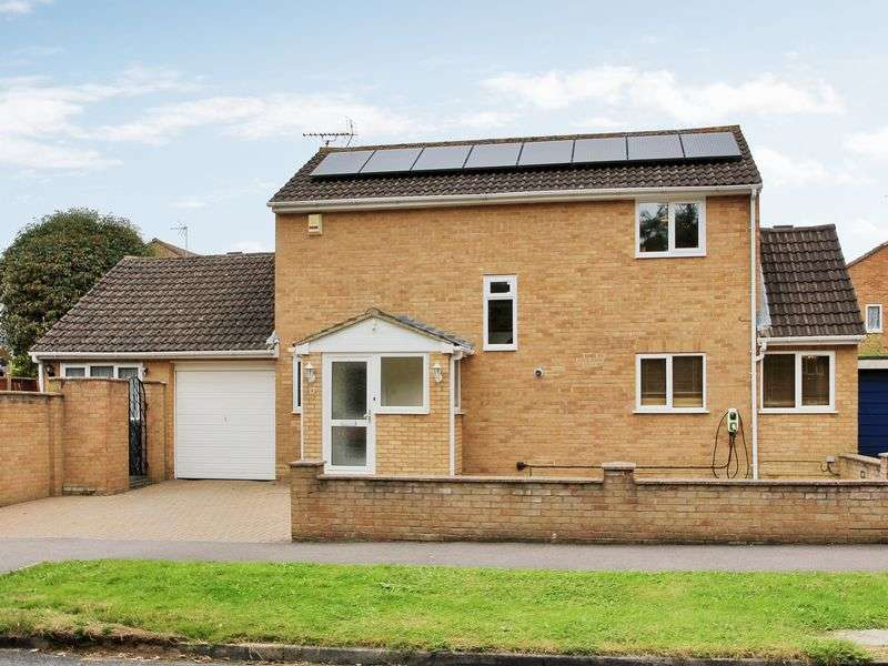 4 Bedrooms Detached House for sale in Fulham Close, Broadfield, Crawley, West Sussex