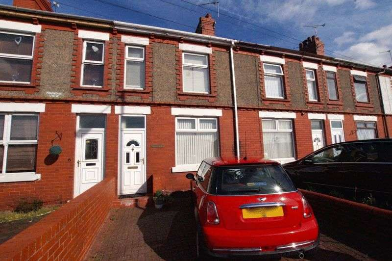 3 Bedrooms Terraced House for sale in New Road, Wrexham