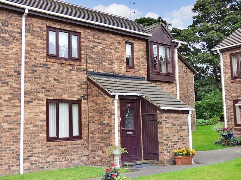 2 Bedrooms Retirement Property for sale in Hunters Lodge, Blackburn, BB2 5LX