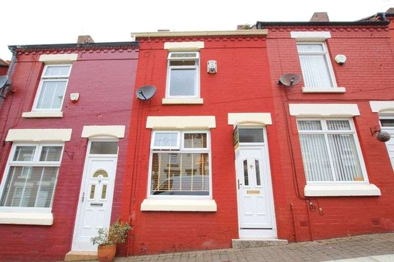 2 Bedrooms Terraced House for sale in Elswick Street, Dingle, Liverpool, L8