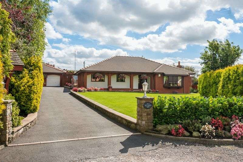 3 Bedrooms Detached Bungalow for sale in Preston Nook, Eccleston