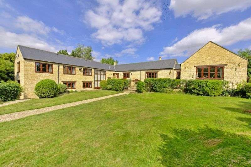 4 Bedrooms Detached House for sale in Pilsgate, Stamford, Lincolnshire