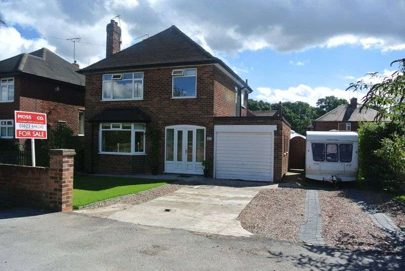 3 Bedrooms Detached House for sale in Sutton Road, Mansfield