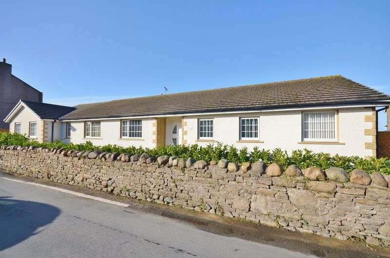 5 Bedrooms Detached Bungalow for sale in Ryehills, Flimby