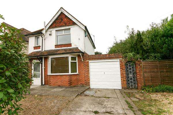 3 Bedrooms Semi Detached House for sale in King George's Avenue, Regents Park, Southampton