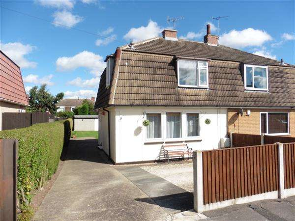 3 Bedrooms Semi Detached House for sale in Pepper Road, Calverton, Nottingham