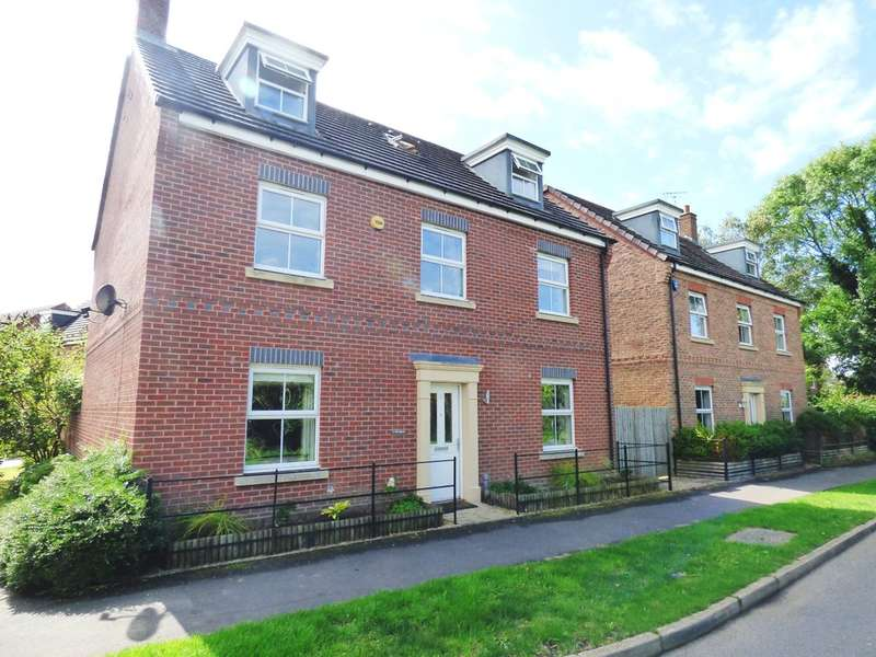 5 Bedrooms Detached House for sale in Leamington Road, Long Itchington