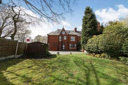 5 Bedrooms End Of Terrace House for sale in Broadoak Road, Ashton-Under-Lyne, Greater Manchester, Ashton