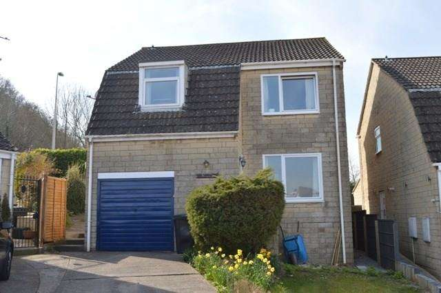 4 Bedrooms Detached House for sale in Tovey Close, Kewstoke, Weston-super-Mare