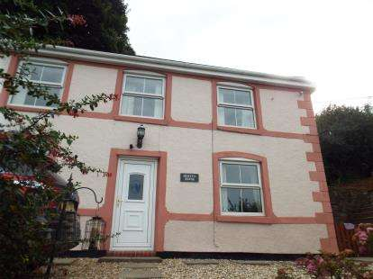 3 Bedrooms Detached House for sale in The Quay, Mostyn, Holywell, Flintshire, CH8