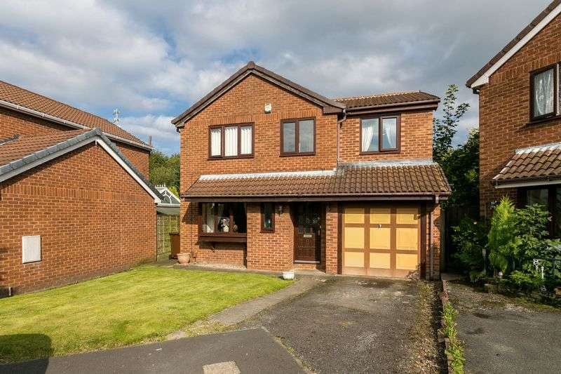 4 Bedrooms Detached House for sale in Simpkin Street, Abram, WN2 5PS
