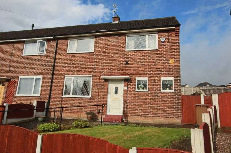 2 Bedrooms Terraced House for sale in Kirkstall Road, Middleton M24 6EX