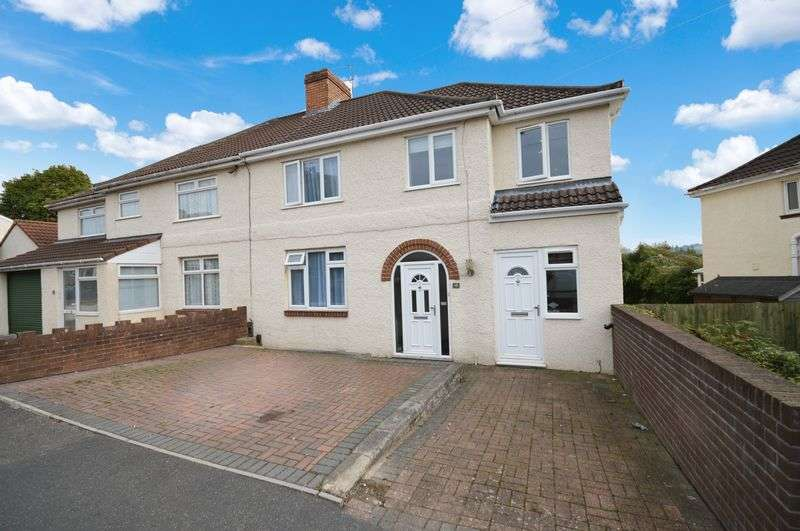 4 Bedrooms Semi Detached House for sale in Donald Road, Bristol