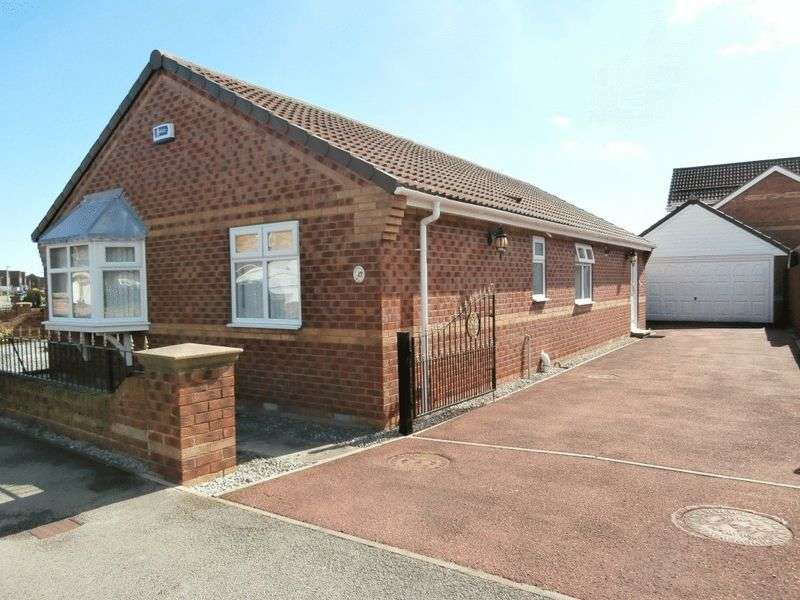 3 Bedrooms Detached Bungalow for sale in Cleeve Road, Hedon,