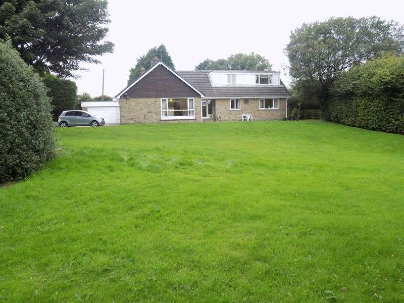 4 Bedrooms Detached Bungalow for sale in Field House, Cockin Lane, Bradford