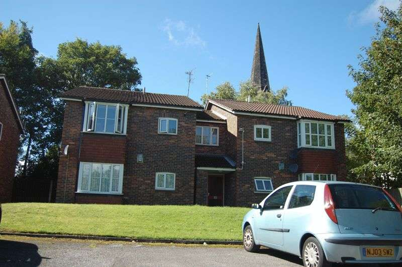 1 Bedroom Flat for sale in The Beeches, Highfield South, Rock Ferry