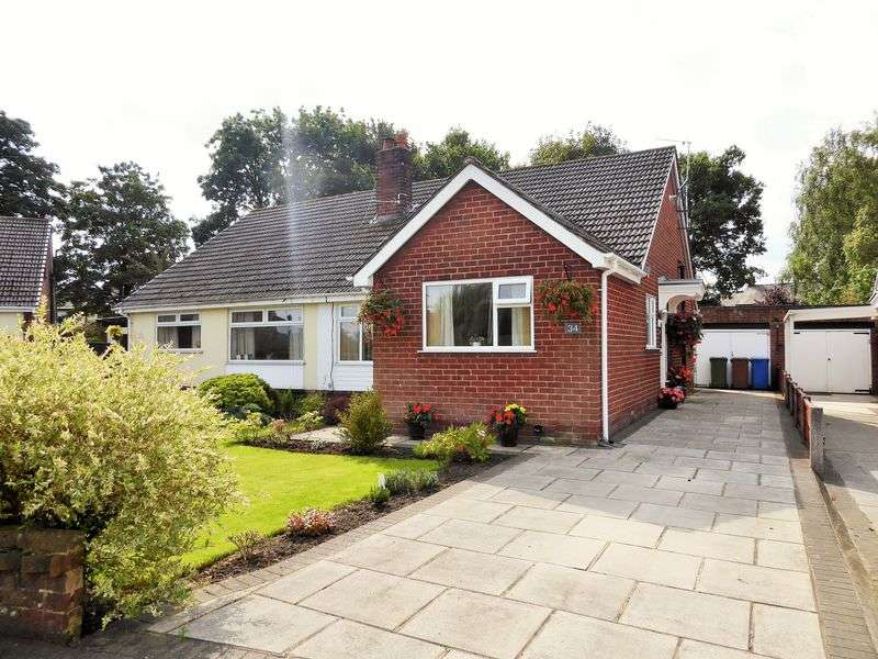 3 Bedrooms Semi Detached Bungalow for sale in Richmond Road, Eccleston, Chorley