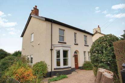 4 Bedrooms House for sale in Chester Road, Helsby, Frodsham, Cheshire, WA6