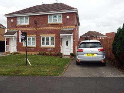 3 Bedrooms Semi Detached House for sale in Redwood Way, Kirkby, Liverpool, Merseyside, L33