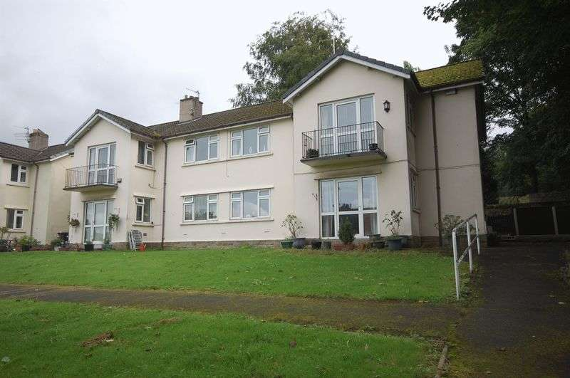 2 Bedrooms Flat for sale in Whitfield Avenue, Glossop