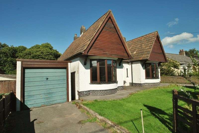 3 Bedrooms Detached Bungalow for sale in BREAM, NR. LYDNEY, GLOUCESTERSHIRE