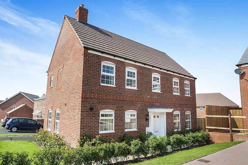 3 Bedrooms Detached House for sale in Tibberton, Inkberrow, Worcester, WR7