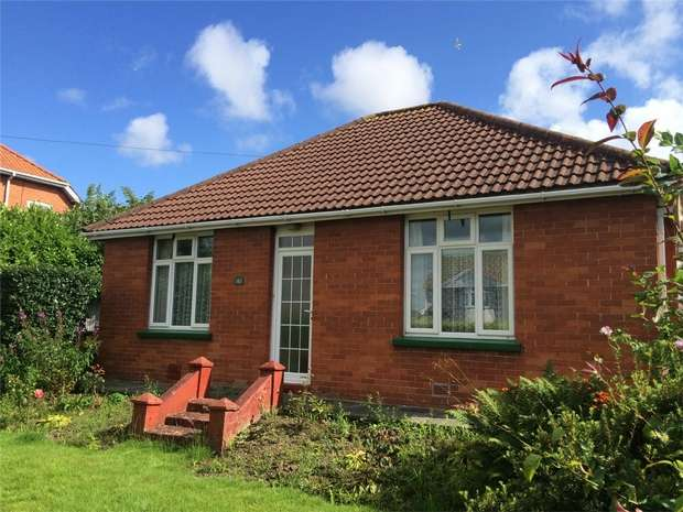 2 Bedrooms Detached Bungalow for sale in Sticklepath, BARNSTAPLE, Devon