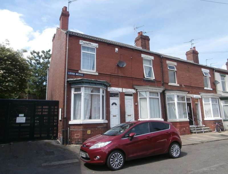 2 Bedrooms Property for sale in Lister Avenue, Doncaster, DN4