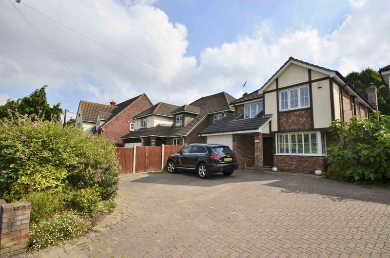 4 Bedrooms Detached House for sale in Laindon Road, Billericay