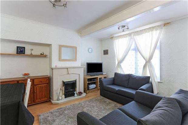 3 Bedrooms Terraced House for sale in Lessness Road, MORDEN, Surrey, SM4 6HP